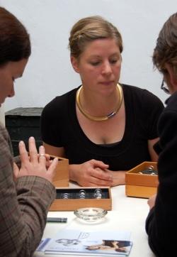 Goldschmiede Hamm auf Burg Schnellenberg 2009 - 2. Schnellenberger Hochzeitstage